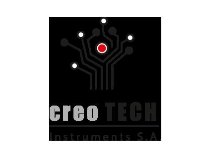 Creotech logo pion kolor